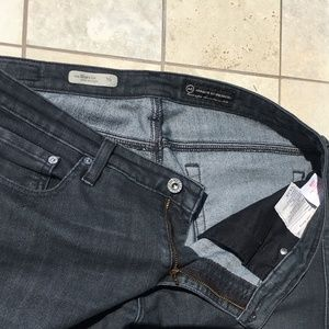 Ag Adriano Goldschmied Jeans - Adriano Goldschmied (AG) The Stevie grey jeans 32